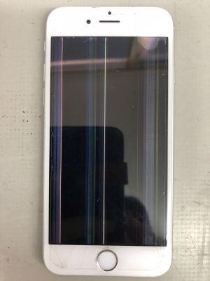 iPhone6S液晶表示故障修理 from 大分市内