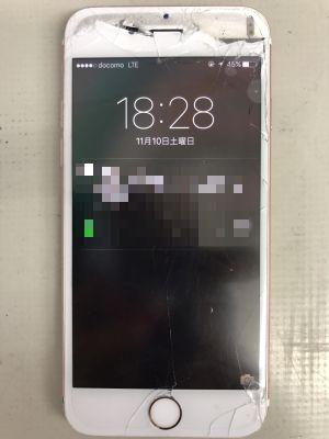 iPhone6S 6回目のご来店 from 西大分