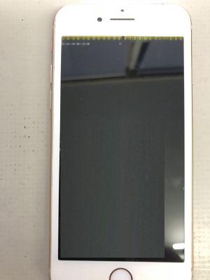 iPhone8表示故障 from 東京葛飾区