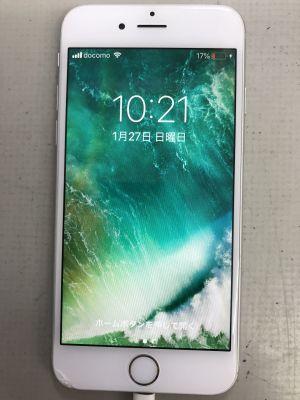 iPhone6バッテリ&パネル交換 from 大分市内