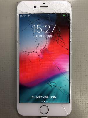 iPhone6ガラス,バッテリ交換 from 大分市内