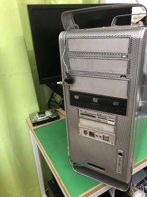 パソコン修理依頼 from お得意様