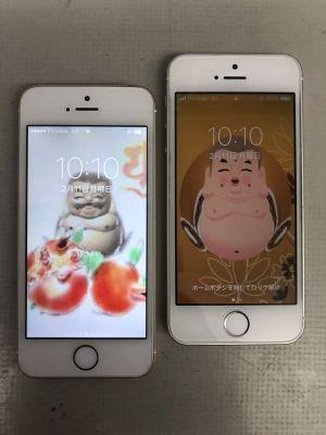 iPhoneSEバッテリー交換 from 大分市内