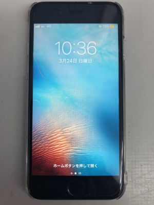 iPhone6Sマイク不具合 from 大分市明野