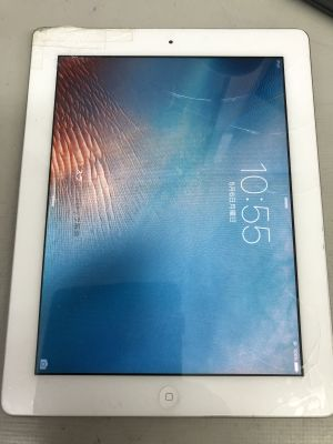 iPad2ガラス割れ修理 ~大分市内