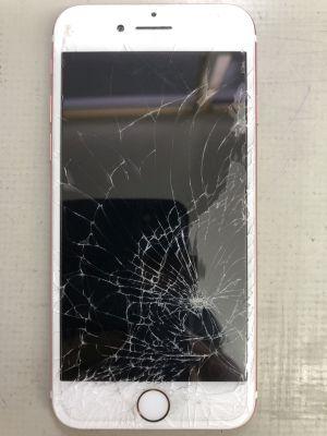 iPhone7ブラックアウト ~大分市大道