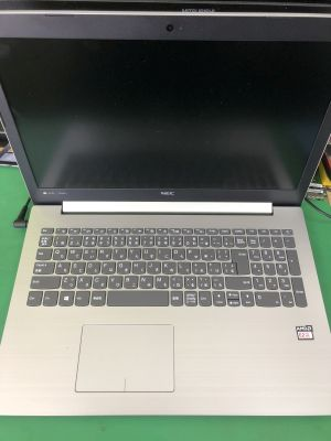 Lavie GN18H1 SSD換装 ~大分市内