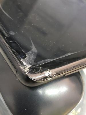 GalaxyS9パネル修理大分