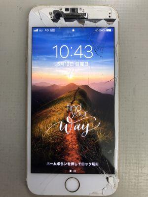 iPhone6Sタッチ故障 ~大分市内