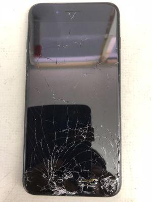 iPhone7Plusブラックアウト ~大分市三佐