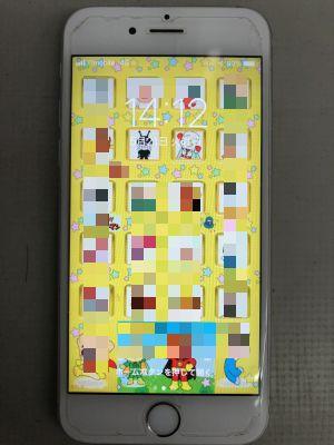 iPhone6Sバッテリー交換 ~東京世田谷(帰郷中)
