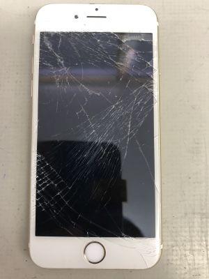 iPhone6Sブラックアウト ~別府市