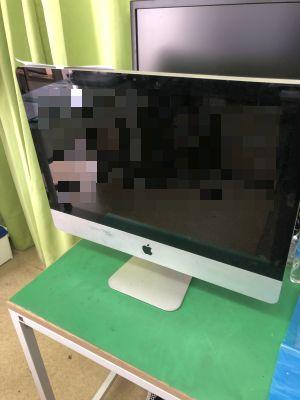 iMac A1311表示故障修理 ~大分市内