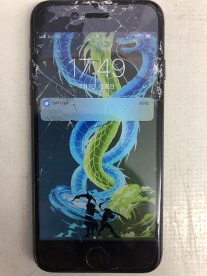 iPhone8タッチ故障 ~大分市大在