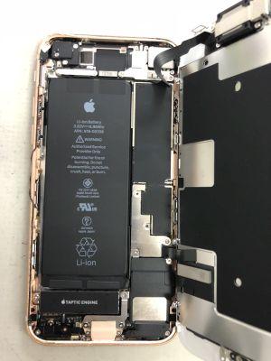 iPhone8バッテリー交換 ~竹田市荻町