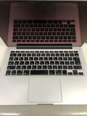 MacBook Proバッテリー膨張 ~大分市内