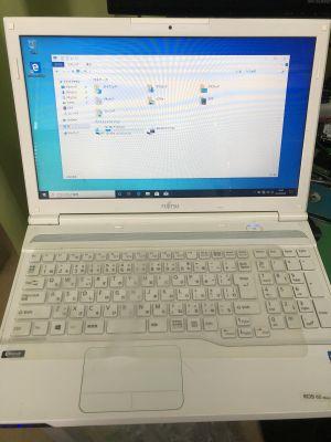 FMV77AH SSD換装 ~大分市内