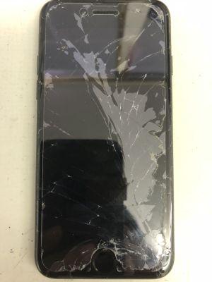 iPhone7画面黒アウト ~大分市佐賀関