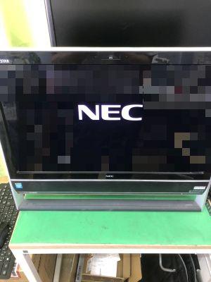 NEC PC-VN370M起動しない ~大分市内