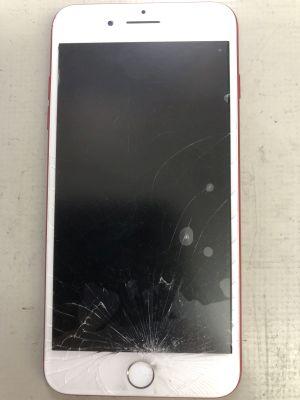iPhone7Plusホームボタンも故障~大分市内