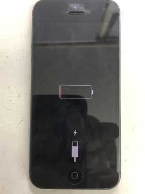 iPhone5バッテリー膨張 ~大分市森町