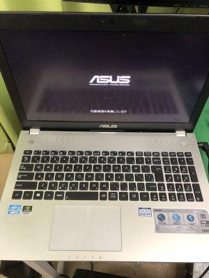 ASUS N56V SSD換装 ~大分市日岡
