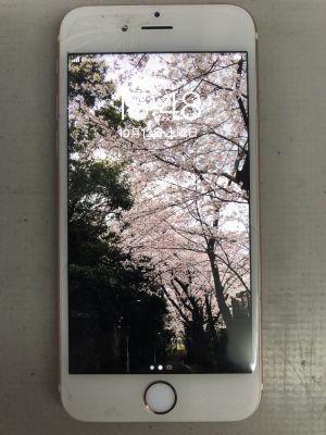 iPhone6Sタッチ不調 ~大分市藤の台