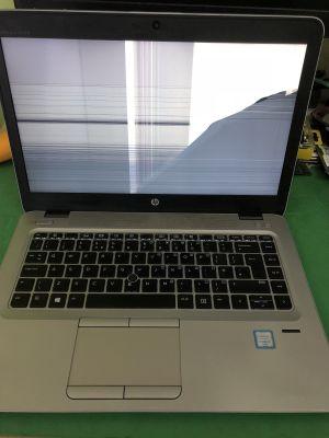 HP Elitebook840 G3液晶割れ ~London
