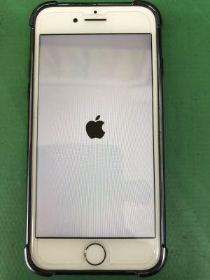 iPhone7リンゴフリーズ ~大分市内