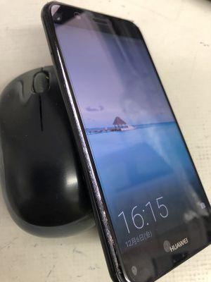 Huawei Nova2バッテリー膨張~大分市内