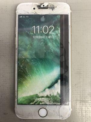 iPhone7タッチ故障~大分市高城