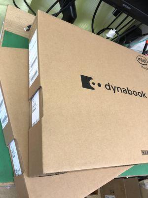 Dynabook EZ55セットアップ