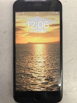 iPhone6Sバッテリー交換~津久見市