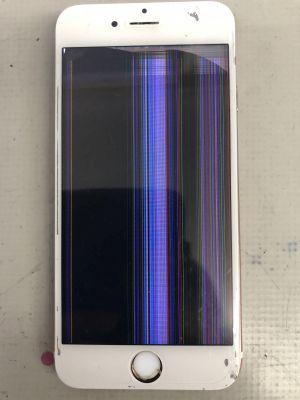 iPhone6sパネル破壊~大分市大手町