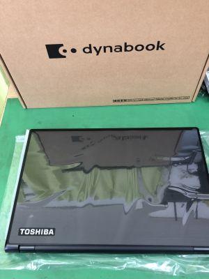 DynabookBZ55 SSD換装~大分市