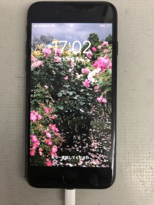 iPhone7充電できない? ~別府市