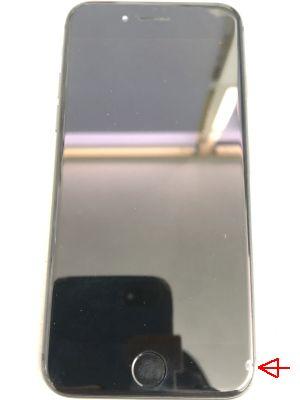 iPhone8洗濯水没~大分市内