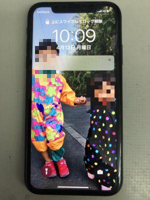 iPhoneXR充電部破壊~大分市葛木
