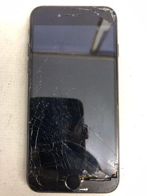 iPhone7画面暗転~大分市片島
