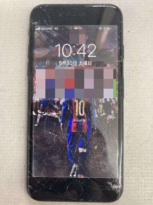 iPhone7画面割れ ~大分市種具