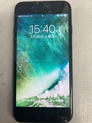 iPhone7画面&電池交換 ~大分市宮崎