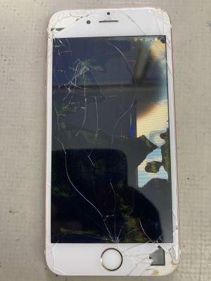 iPhone6s画面破損 ~大分市萩原