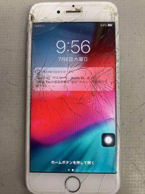 iPhone6s修理 ~大分市千代町