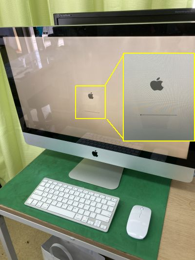iMac A1312 HDD故障~大分市鶴崎