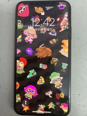 iPhoneXSタッチ故障 ~福岡市