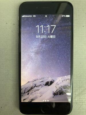 iPhone6パネル浮き ~大分市下郡