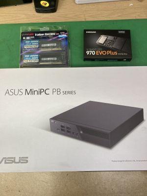 ASUS PB50 MiniPC ~大分市星和台