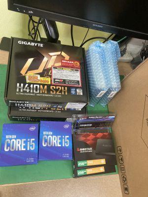 Core i5-10400搭載カスタムPC ~大分市皆春