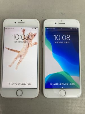 iPhone8バッテリー交換 ~別府市