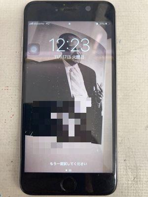 iPhone6sPlusカメラ故障 ~大分市牧